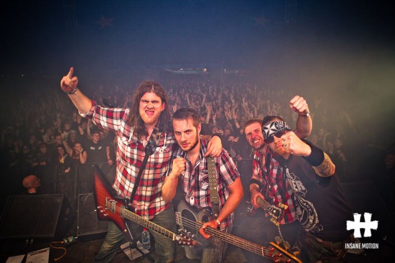 Wild Dawn au Hellfest 2013