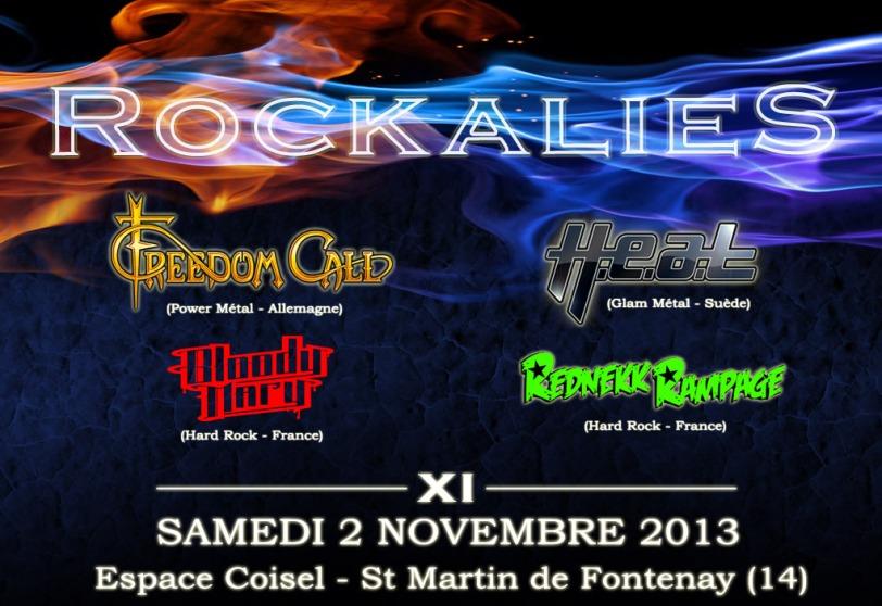 Rockalies 2013